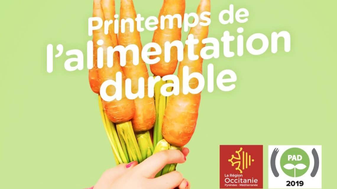 Reporté en 2021 - Printemps de l'Alimentation Durable 1