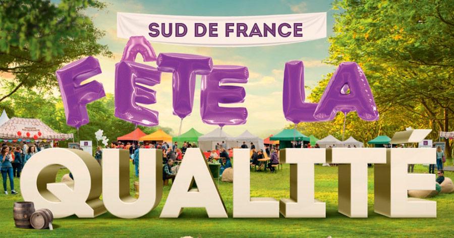 Sud de France fête la Qualité 1