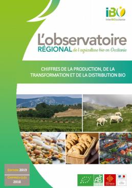 Consultez les Chiffres Clés de la bio 2018 en Occitanie ! 1