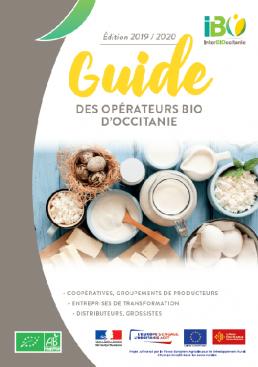 L'édition 2019 du guide des entreprises bio régionales enfin disponible ! 1